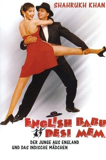 Poster of English Babu Desi Mem
