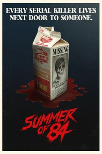 Poster of Summer of '84