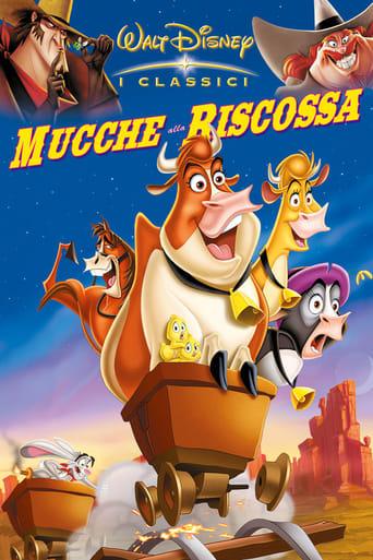 Poster of Mucche alla riscossa