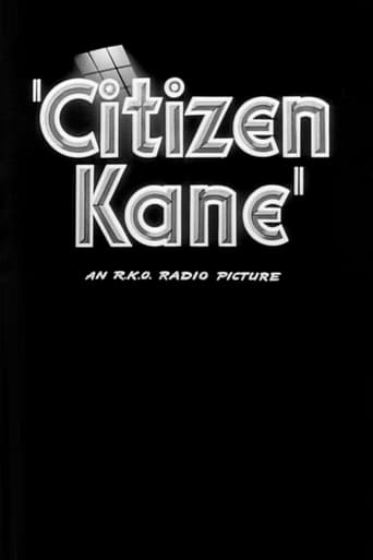 Poster of Citizen Kane Trailer