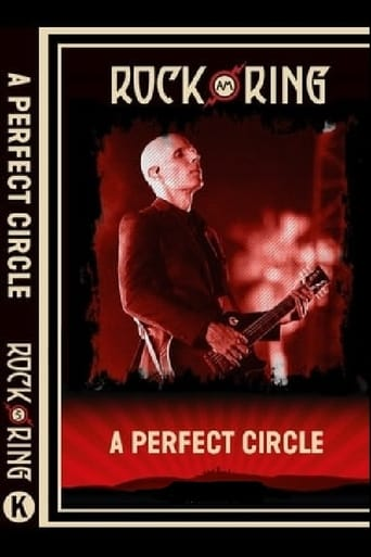 Poster of A Perfect Circle Rock Am Ring