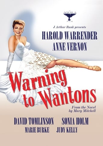 Poster of Warning to Wantons