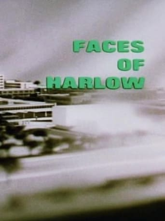 Poster of Faces of Harlow