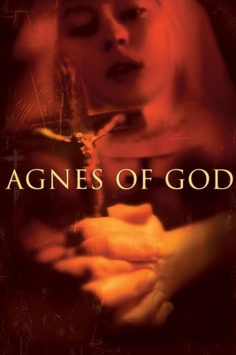 Poster of Agnes of God
