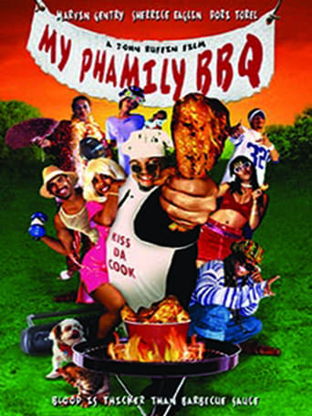 Poster of My Phamily BBQ