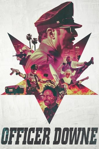 Affiche du film Officer Downe
