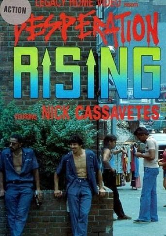 Poster of Desperation Rising