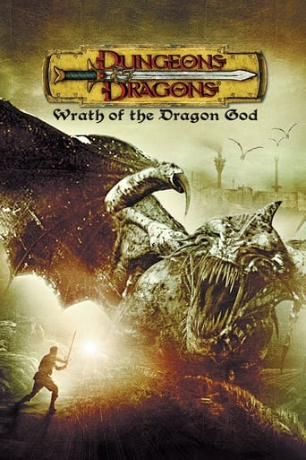 Poster of Dungeons & Dragons: Wrath of the Dragon God