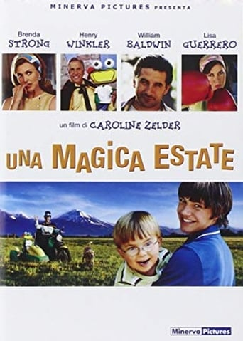Poster of Una magica estate