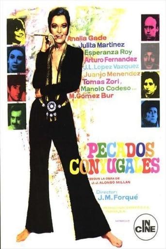 Poster of Pecados conyugales