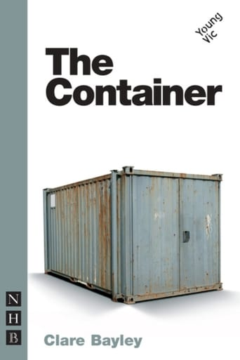 Poster of Digital Theatre: The Container