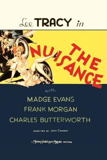 Poster of The Nuisance