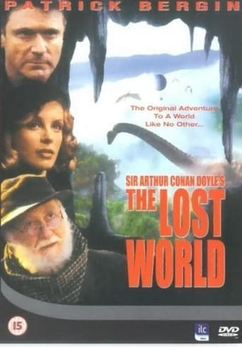 Filmplakat von Sir Arthur Conan Doyle's Lost World