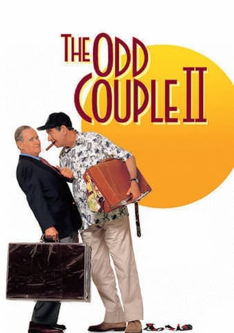 Poster of The Odd Couple II