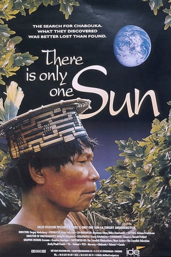 Poster of There Is Only One Sun