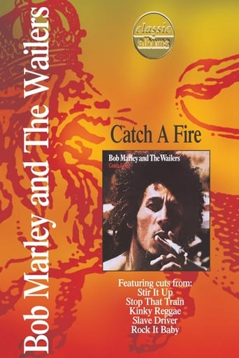 Poster of Classic Albums - Bob Marley & the Wailers - Catch a Fire