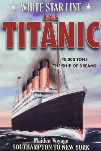 Poster of The Unsinkable Titanic
