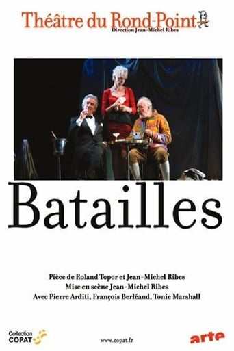 Poster of Batailles