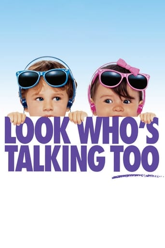 Poster of Look Who's Talking Too
