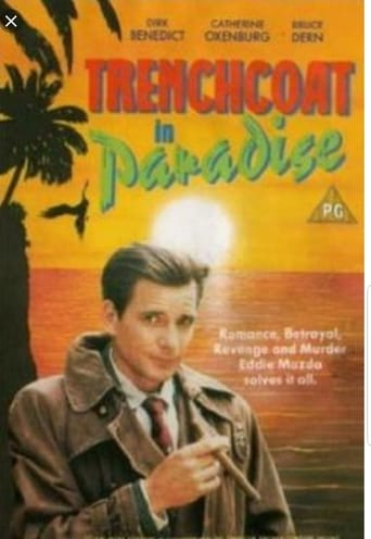 Poster of Trenchcoat in Paradise