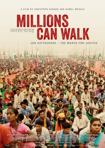 Poster of Millions Can Walk