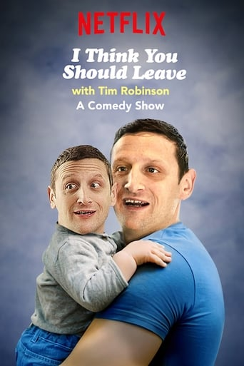 Poster of I Think You Should Leave with Tim Robinson