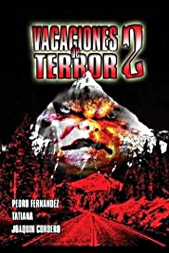 Poster of Vacations of Terror 2