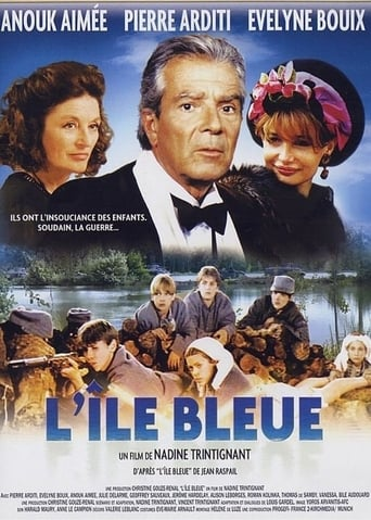 Poster of The Blue Island