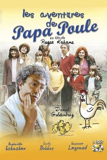 Poster of Les aventures de Papa Poule