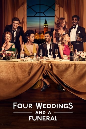 Poster of Four Weddings and a Funeral