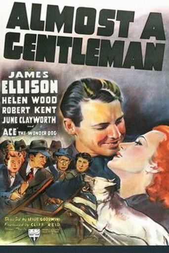 Poster of Almost a Gentleman