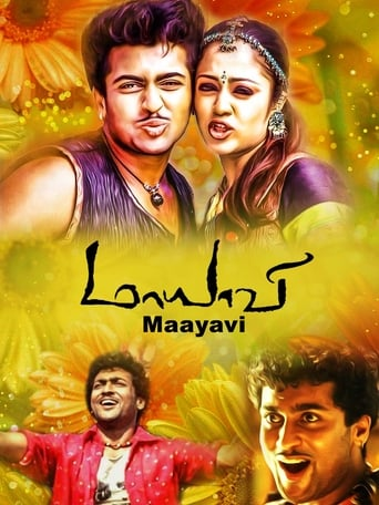 Poster of Maayavi
