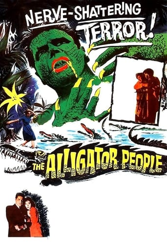Poster of The Alligator People