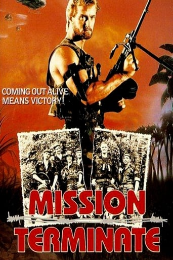 Poster of Mission Terminate