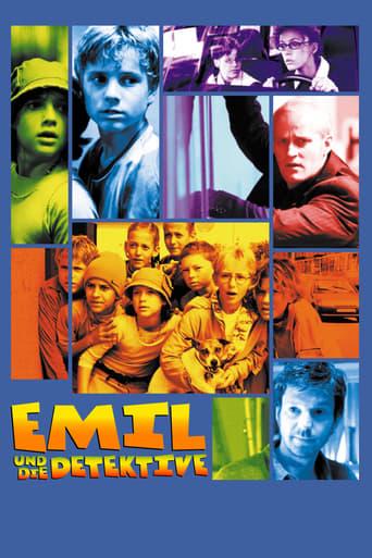 Filmplakat von Emil und die Detektive