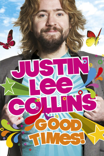 Poster of Justin Lee Collins: Good Times