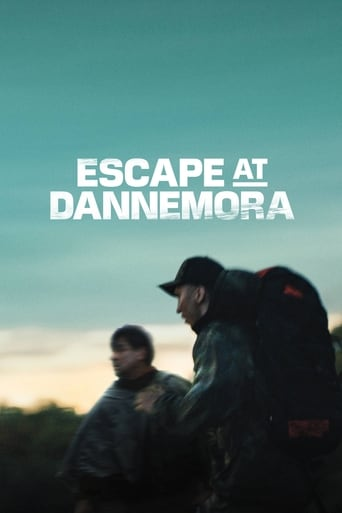 Escape at Dannemora poster