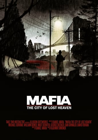 Poster of Mafia: The City of Lost Heaven