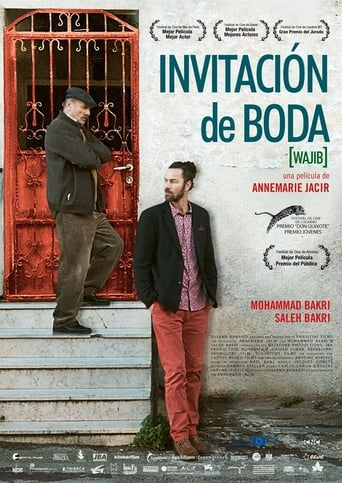 Poster of Invitación de boda