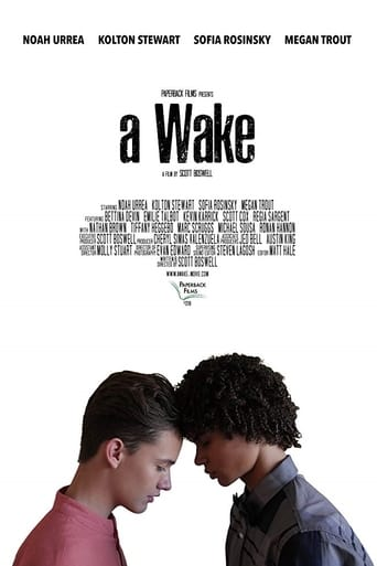 Poster of A Wake