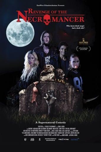 Poster of Revenge of the Necromancer