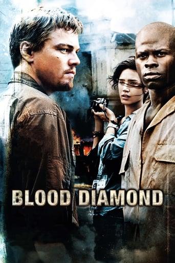 Poster of Blood Diamond