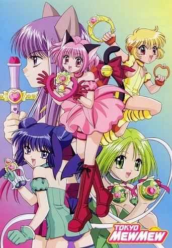 Poster of Tokyo Mew Mew