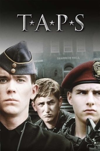 Poster of Taps