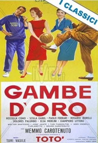 Poster of Gambe d'oro