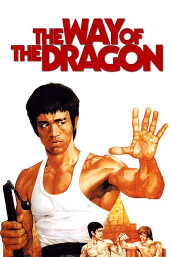 Poster of The Way of the Dragon