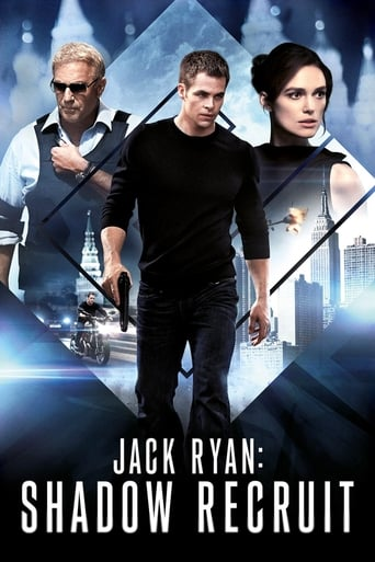 Poster of Jack Ryan: Shadow Recruit