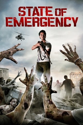 Poster of State of Emergency