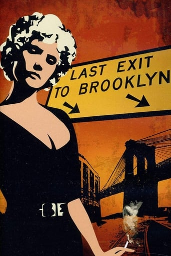 Poster of Last Exit to Brooklyn