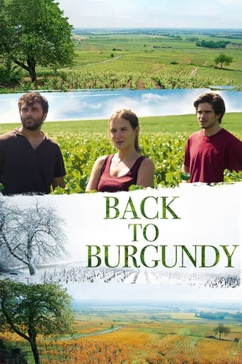 Poster of Back to Burgundy